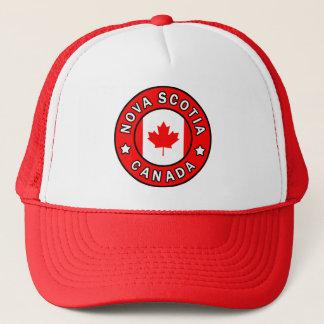 Nova Scotia Canada Trucker Hat