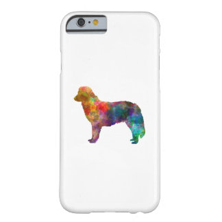 Nova Scotia Duck Tolling Retriever in watercolor.p Barely There iPhone 6 Case