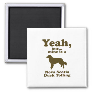 Nova Scotia Duck Tolling Retriever Magnet