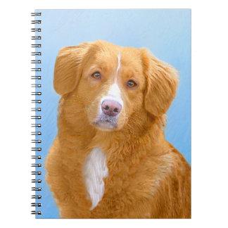 Nova Scotia Duck Tolling Retriever Notebooks