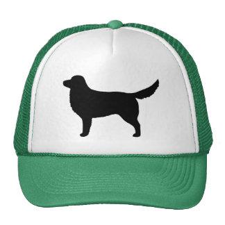 Nova Scotia Duck Tolling Retriever Silhouette Trucker Hat
