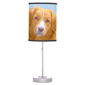 Nova Scotia Duck Tolling Retriever Table Lamp
