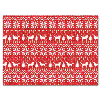 Nova Scotia Duck Tolling Retrievers Christmas Tissue Paper