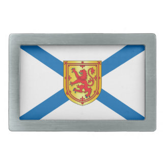 Nova Scotia flag Belt Buckle