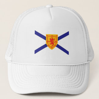 NOVA SCOTIA Flag Trucker Hat