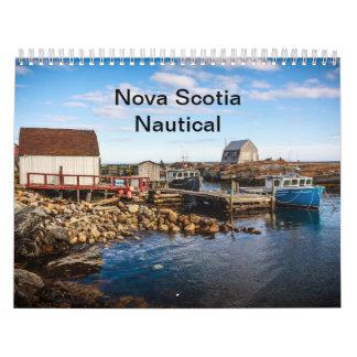 Nova Scotia Nautical Calendars