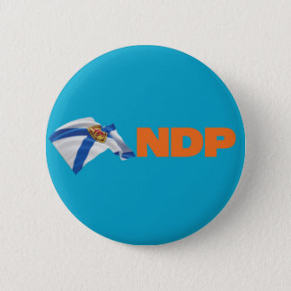 Nova Scotia NDP Pin
