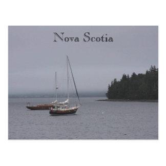Nova Scotia Postcard