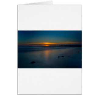 Nova Scotia Sunset Card