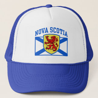 Nova Scotia Trucker Hat