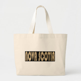 novascotia1834 large tote bag