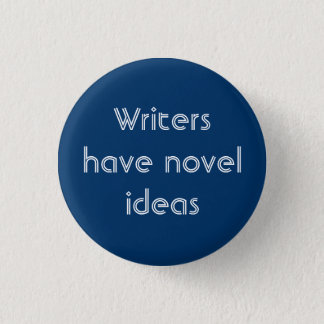 Novel Ideas 1 Inch Round Button