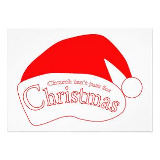 novelty christmas invitations