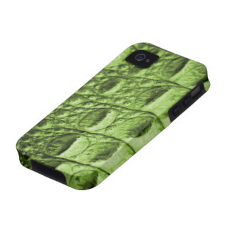 Novelty croc skin iPhone 4 cover