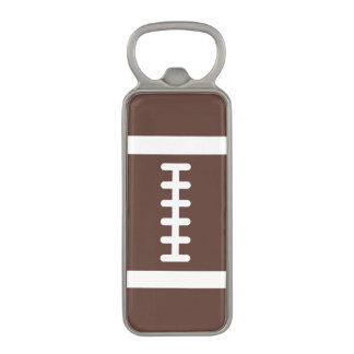 Novelty Football Magnetic Bottle Opener