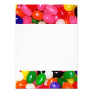 Novelty Jellybeans Custom Invite