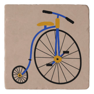 Novelty Old Fashioned Bike Trivet