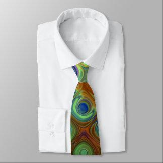 Novelty Peacock Men's Tie