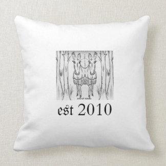 Novelty pillow 20x20