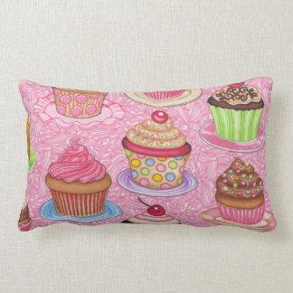 Novelty Pillow - Cupcakes