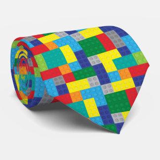 Novelty Toy Building Blocks Plastic Bricks Tie