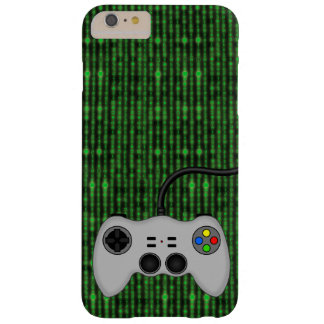 Novelty Video Game Controller for Gamers Barely There iPhone 6 Plus Case