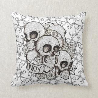 November 1 DOD Throw Pillow