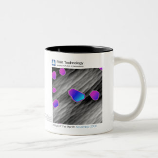 November 2006 - RHK Technology: Image of the Month Two-Tone Coffee Mug