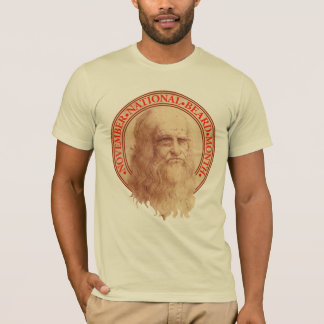 November is National Beard Month T-Shirt