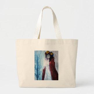 November Large Tote Bag