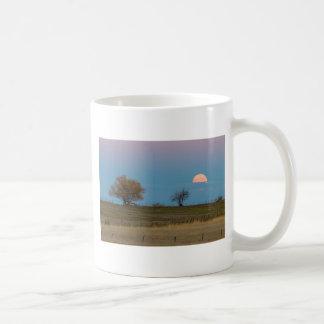 November Supermoon Rising Coffee Mug