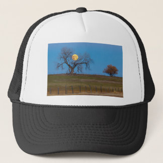 November Supermoon Trucker Hat