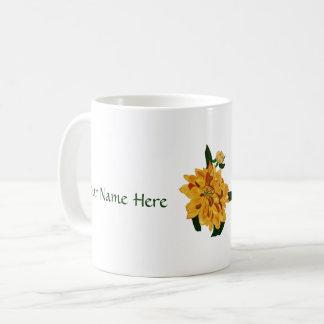 November: Topaz Mum Personalized Mug