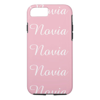 Novia (Bride/Girlfriend) iPhone 8/7 Case