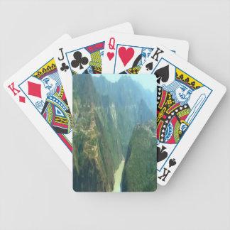 NOVINO 2012 Silk Satin -  ART101 Collection Bicycle Playing Cards