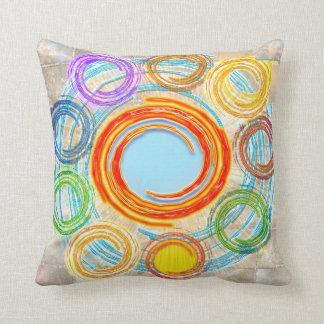 NOVINO 50 set Artistic Presentation Throw Pillow
