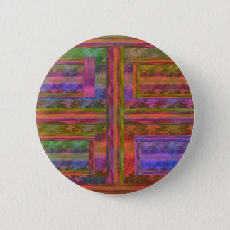 NOVINO Abstract : suitable to add Text n Image 2 Inch Round Button