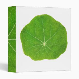 NOVINO Greenothan - Environmental Issues 3 Ring Binder