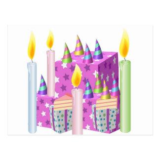 NOVINO Happy Birthday - Happy Occassions Postcards