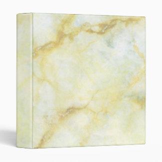 NOVINO Marble Marvellous White 3 Ring Binder