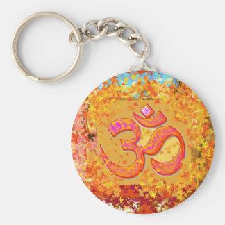 NOVINO Om Mantra - Dedication by Naveen Joshi Keychain