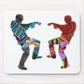 NOVINO Zombi Dance Season 2012 Mouse Pad