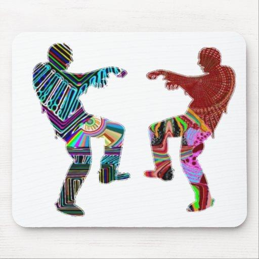 NOVINO Zombi Dance Season 2012 Mousepads