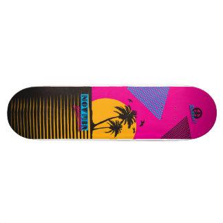 Novmbr Sunset Skateboard