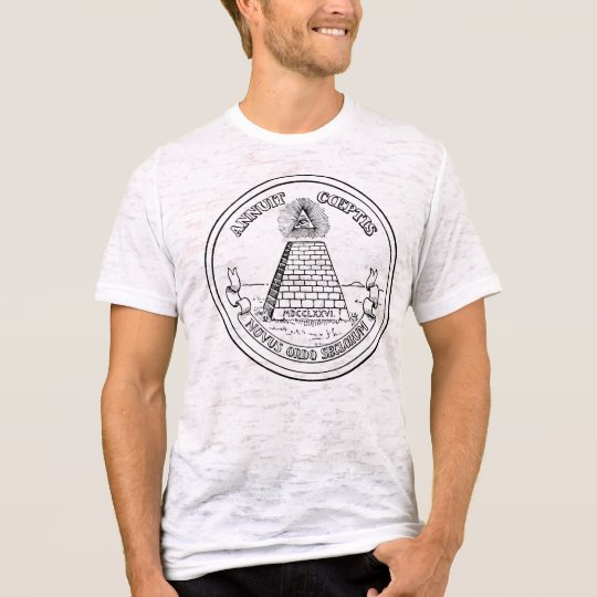 NOVUS ORDO SECRLORUM 428 (LIMITED EDITION) T-Shirt