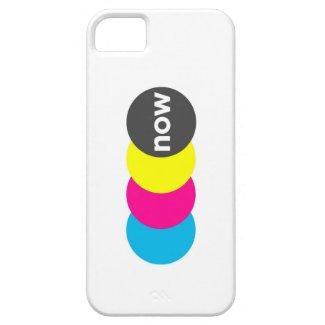 Now CMYK iPhone 5 Case
