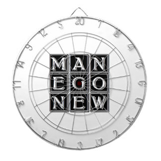 Now new man dartboard