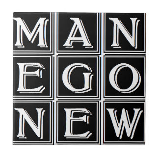 Now new man tile