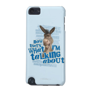 Now That's What I'm Talking About! iPod Touch 5G Cases