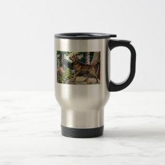 Nowegian Elkhound Mug